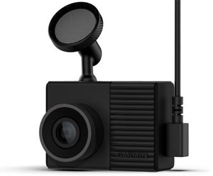 Garmin Dash Cam 56 with 140 degree viewing angle